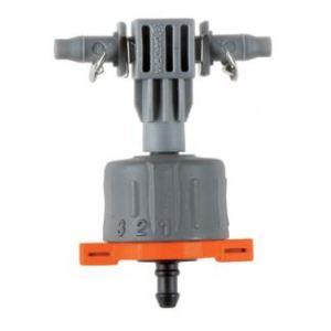 Gardena 8317-29 - Goutteur en ligne réglable et régulateur de pression