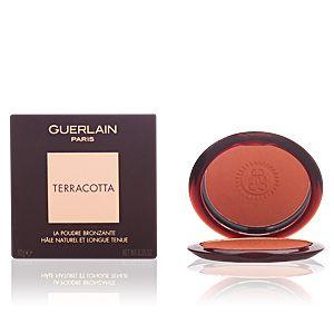 Guerlain Terracotta 05 Moyen Brunettes - La poudre bronzante hâle naturel et longue tenue