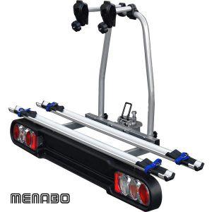 Menabo Porte-Vélos Plateforme D'attelage Rabattable Pour 2 Vélos Project Tilting 2