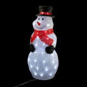 Balou - Bonhomme de neige lumineux 60 LED