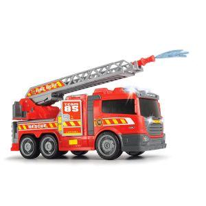 John World Camion pompier animé 36 cm