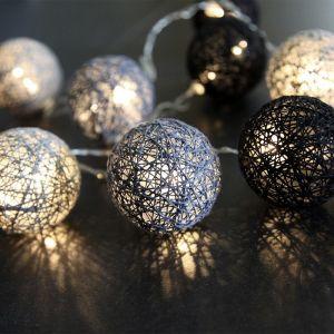 Guirlande LED JOLLY LIGHT Bleu - STAR