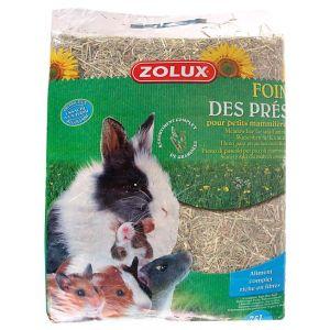 Zolux Foin des prés, 75 L - 2,5 kg