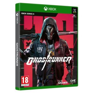Ghostrunner Xbox Series X [Xbox Series X|S]