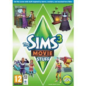 Les Sims 3 : Cinéma Kit d'Objets (Movie Stuff) [PC]