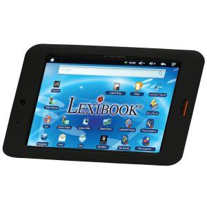 Lexibook MFA53 - Pochette de protection en silicone pour tablette Advance 2