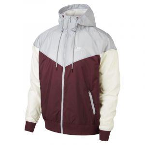Nike Veste à capuche Sportswear Windrunner pour Homme - Pourpre - Taille 2XL