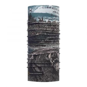 Buff Tours de cou -- Uv Protection National Geographic - Silvertip Multi - Taille One Size