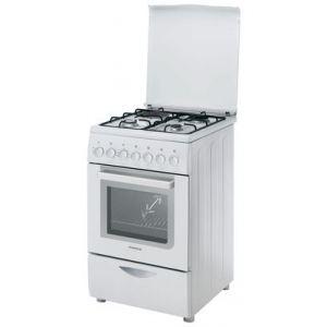 Rosières RMC 5311 - Cuisinière mixte 3 brûleurs gaz avec four électrique