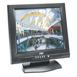 """Urmet 1092/407 - Moniteur LCD 17"""" VGA pour la vidéosurveillance"""
