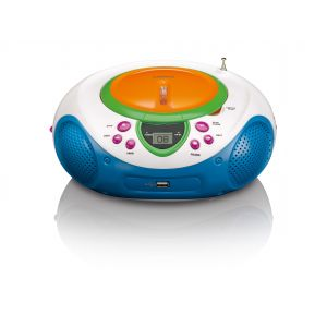 Lenco SCD-40 USB Kids - Poste radio enfant
