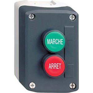 Schneider Electric BOITIER AVEC 2 BOUTONS