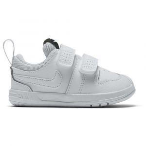 Nike Baskets Pico 5 Tdv - White / White / Pure Platinum - Taille EU 21