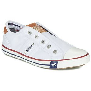 Mustang Baskets basses NAJERILLA blanc - Taille 36,37,38,39,40,41,42