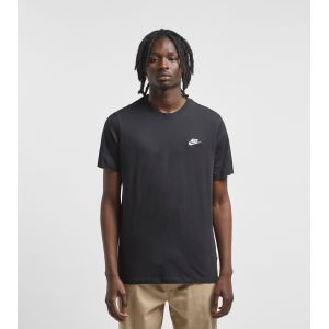 Nike Tee-shirt Sportswear Club pour Homme - Noir - Taille S - Homme