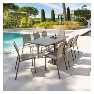 Table de jardin extensible hesperide - Comparer 143 offres