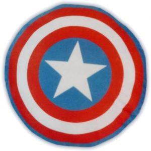 Coussin forme Captain America Ø 32 cm