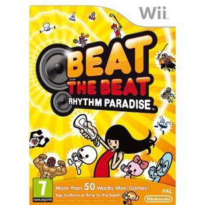 Beat the Beat : Rhythm Paradise [Wii]