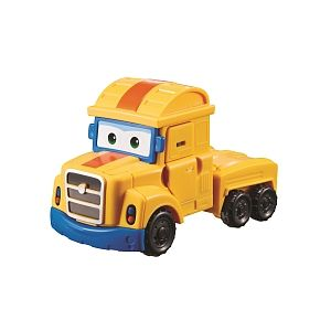 Auldey Super Wings Camion Transformable 12 cm saison 2 - Poppa Wheels