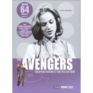 Coffret Chapeau melon et bottes de cuir : The Avengers - Saison 3 - Volumes 7 et 8 (1963/1964)