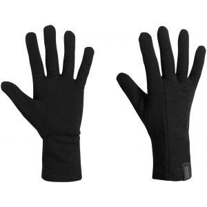 Icebreaker Apex Sous-gants Noir FR : S (Taille Fabricant : S)