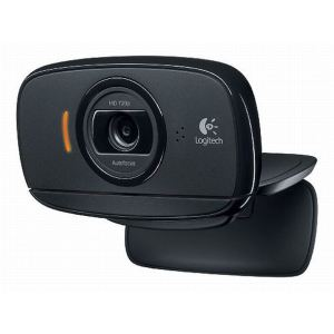 Logitech B525 - Webcam HD avec microphone intégré