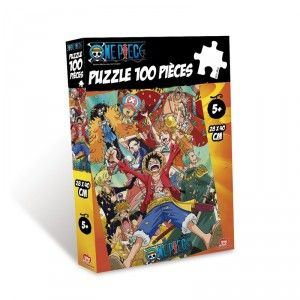 Abysse Corp New World One Piece - Puzzle 100 pièces