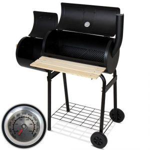 Broil-Master 60521 - Fumoir à charbon de bois