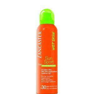 Lancaster Sun Sport Wet Skin - Brume invisible application peau mouillée bronzage sublime SPF 30