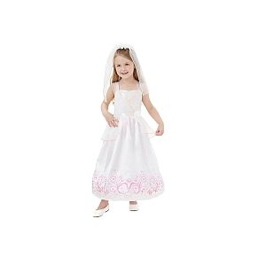 Dream Dazzlers Déguisement robe de mariée