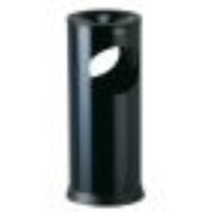 Rossignol (collecte déchets & hygiène) Cendrier corbeille d'intérieur Kipso en acier galvanisé (1,27 L)