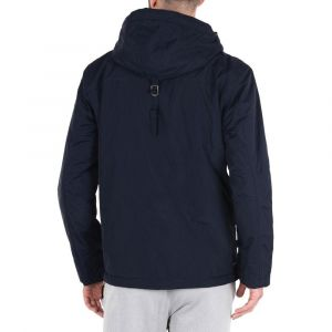 Napapijri Veste rainforest pocket blu marine xs
