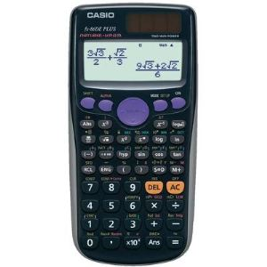 Casio FX-86DE Plus - Calculatrice scientifique