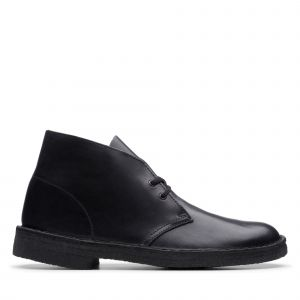 Clarks Desert Boot Brillant noir - Taille 39½