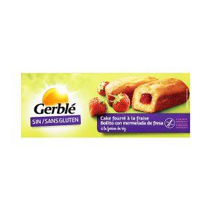 Gerblé Petit cake fourré à la fraise, sans gluten - Le paquet de 210g