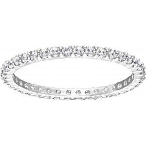 Swarovski Vitorre Silver - Bague pour femme argenté avec cristaux