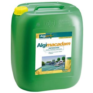 algimouss anti mousse sp cial bardages algibac bidon 15. Black Bedroom Furniture Sets. Home Design Ideas