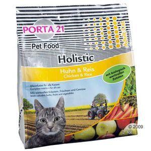 Feline Porta 21 Holistic Cat - Croquettes poulet, riz pour chat - 10 kg