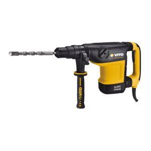 Vito Pro-Power Marteau perforateur Piqueur 1200 W VITOPOWER SDS-max 2950 cps/minute Système Anti vibrations