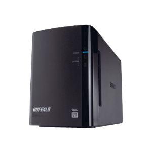 Buffalo HD-WL8TU3R1 - Disque dur externe DriveStation Duo 8 To 2 baies USB 3.0