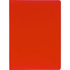 Exacompta Protège-documents A4 80 vues Rouge
