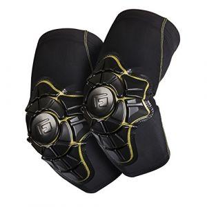 G-Form Pro-X Protection Coudes - Noire/Jaune, S
