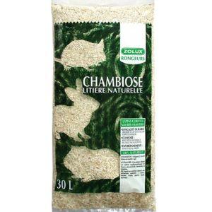 Zolux Chambiose - Litière naturelle pour rongeurs