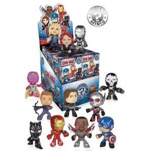 Funko Figurine Marvel Civil War Mystery Minis - 1 boîte au hasard