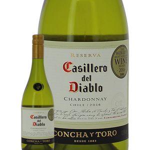 Concha y toro Casillero del diablo chardonay - La bouteille de 75cl