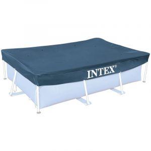 Intex Couverture rectangulaire pour piscine 300x200 cm 28038
