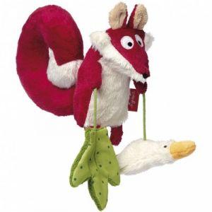 Sigikid Peluche à suspendre renard (24 cm)