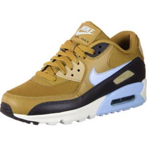 Nike Air Max 90 Essential Homme, Multicolore (Muted Bronze/Royal Tint/Burgundy Ash 202), 44 EU