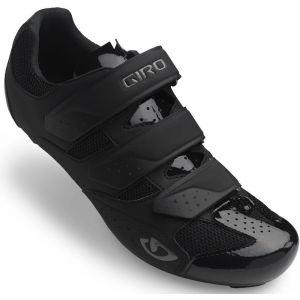 Giro Techne Road, Chaussures de Vélo de Route Homme, Multicolore (Black 000), 43 EU