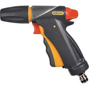 Hozelock Pistolet d'arrosage pour tuyau Jet Spray Ultramax Gris